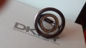 DKNY Watch Clasp brown