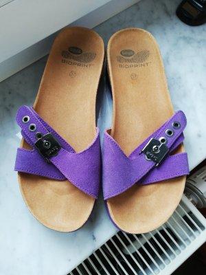 Dr. Scholl Comfort Sandals lilac