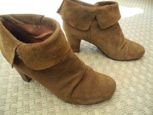SCHOLL Stiefelette Ankle Boots von *ECHT WILDLEDER* Gr. 38