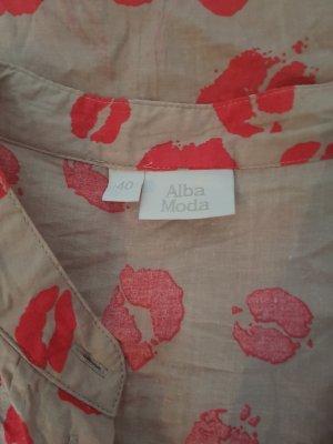 Schone Bluse von Alba Mofa Gr 40