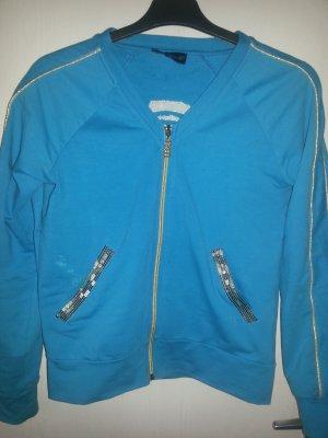 Hooded Shirt light blue