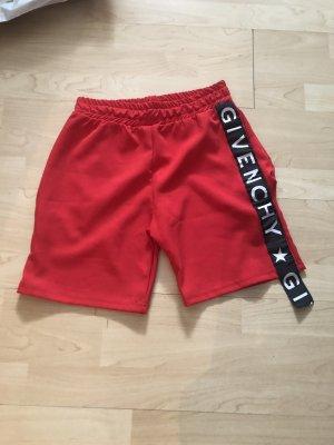 Pantalone a 3/4 rosso