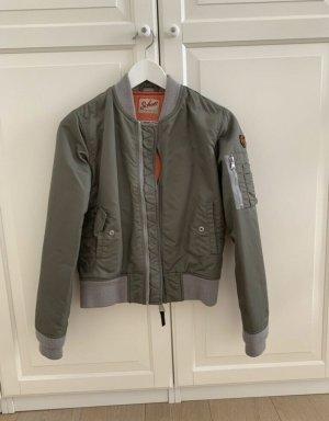 Schott Bomber Jacket khaki