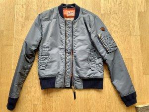 Schott NYC Bomber Jacket multicolored