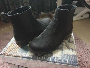 H&M Halfhoge laarzen zwart