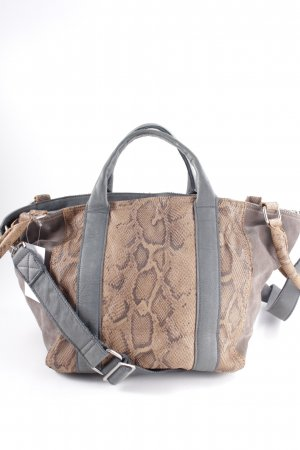 Schu(h)tzengel Carry Bag animal pattern casual look
