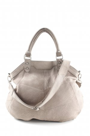 Schu(h)tzengel Carry Bag grey brown-dark red casual look