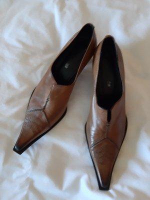 Donna Carolina Zapatos sin cordones marrón