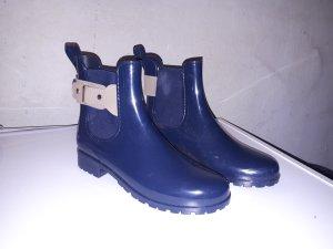 Deichmann Laarzen blauw