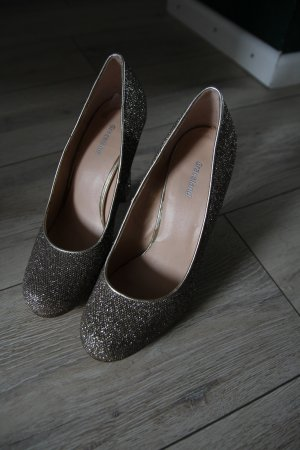 Schuh Cinderella gold wedding Größe 38