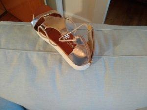 Rieker Sandalo con cinturino oro
