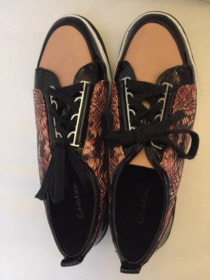 Calvin Klein Lace-Up Sneaker multicolored