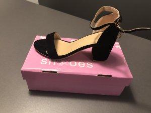 10 FEET Comfort Sandals black