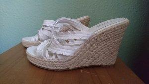 Graceland Platform High-Heeled Sandal white