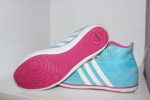 Adidas Skater Shoes light blue-baby blue