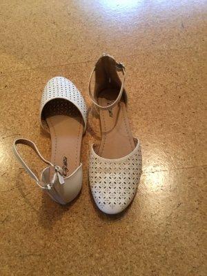 Bailarinas blanco puro