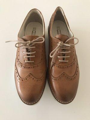 5th Avenue Lace Shoes brown