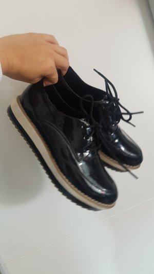 Jumex Cap Toes zwart