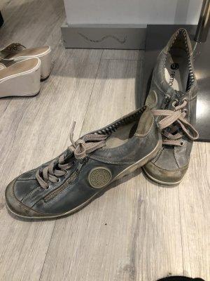 Remonte Chelsea Boot bleu acier
