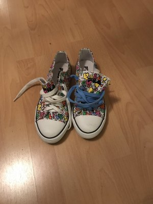 Fila Sneakers met veters wolwit