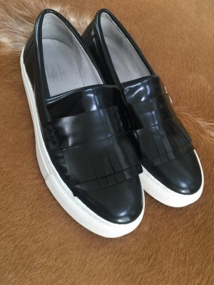 Billi Bi Scarpa slip-on nero