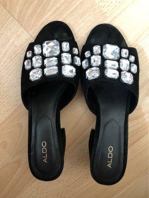 Aldo Outdoor Sandals black