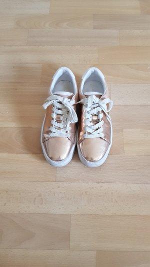 Zara Sneakers roségoud