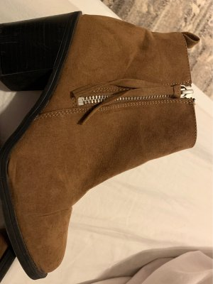 H&M Wedge Booties multicolored