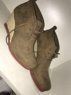 Graceland Chelsea Boot marron clair