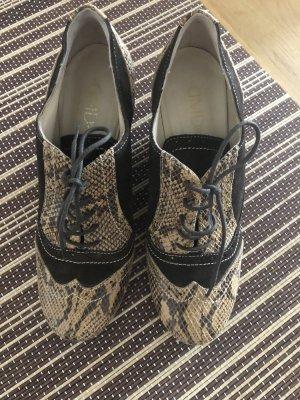Desert Boots dark brown-brown