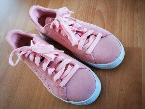 Puma Lace-Up Sneaker dusky pink