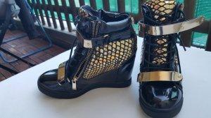 & other stories Instapsneakers zwart