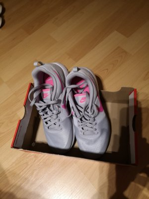 Nike Lace-up Pumps silver-colored
