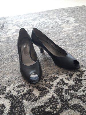 Gabor Heel Pantolettes black