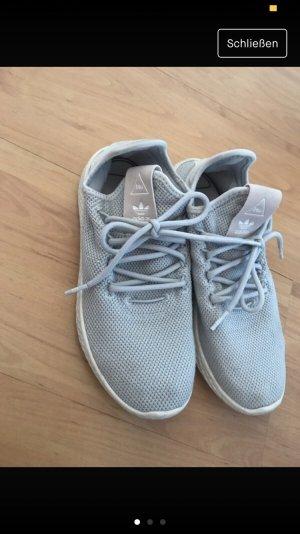 Adidas Slip-on Sneakers light grey-azure