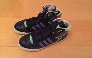 Schuhe Adidas Größe 39 aus Leder