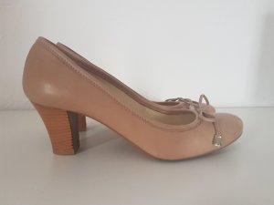 Schuhe aus Leder 39 Nr.