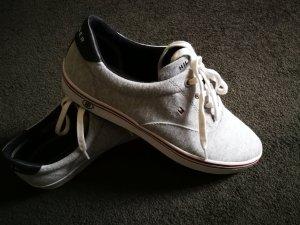 Schuhe aus Stoff von Hilfiger