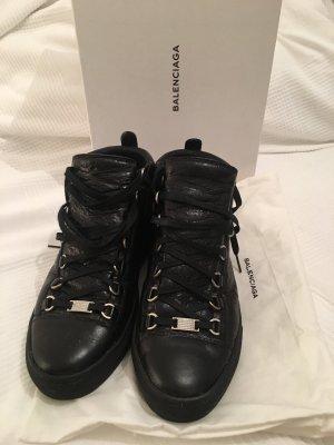 Balenciaga Ankle Boots black