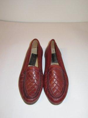 Schuhe Ballerinas Vintage Retro Gr. 37