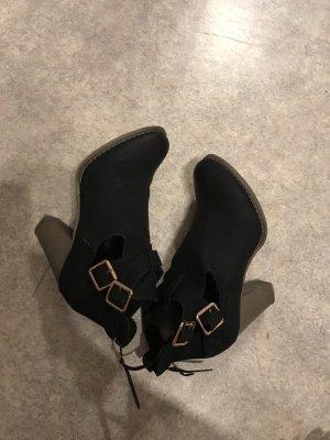 Colloseum Chelsea laarzen zwart