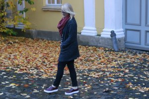 Schuhe Bordeaux Gr. 37