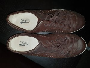 Buffalo Sneakers met veters bruin