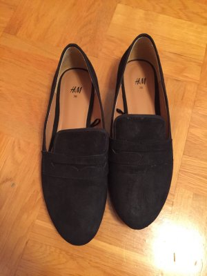 H&M Ballerinas with Toecap black