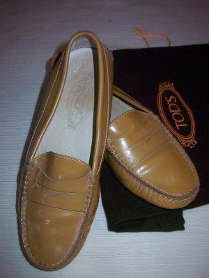 0039 Italy Slip-on Sneakers sand brown