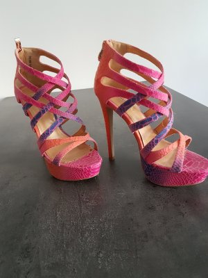 Jumex High Heel Sandal multicolored