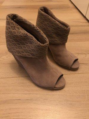 Bronx Espadrille Sandals light brown
