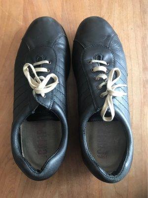 Camper Lace Shoes black-oatmeal