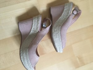 Esprit High-Heeled Sandals pink-dusky pink