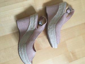 Esprit High-Heeled Sandals pink-dusky pink